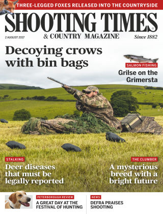 Shooting Times & Country Magazine 2nd August 2017