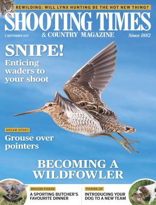 Shooting Times & Country Magazine 6th September 2017