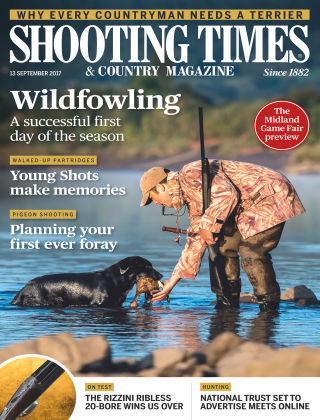 Shooting Times & Country Magazine 13th September 2017