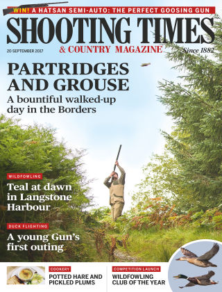 Shooting Times & Country Magazine 20th September 2017