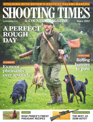 Shooting Times & Country Magazine 22nd November 2017