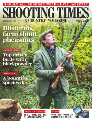 Shooting Times & Country Magazine 6th December 2017