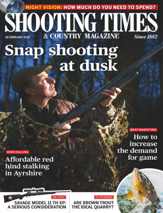 Shooting Times & Country Magazine 1st March 2018