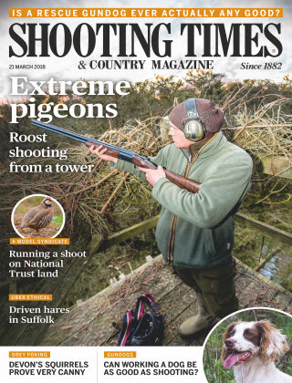 Shooting Times & Country Magazine 22nd March 2018