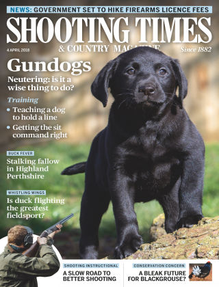 Shooting Times & Country Magazine 5th April 2018