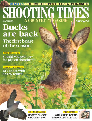 Shooting Times & Country Magazine 19th April 2018