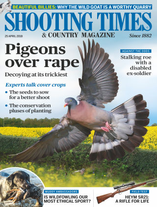 Shooting Times & Country Magazine 26th April 2018