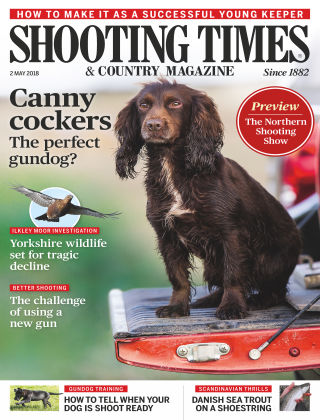 Shooting Times & Country Magazine 3rd May 2018