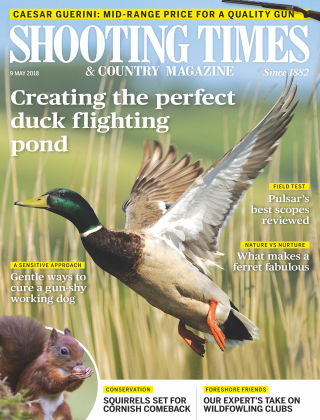 Shooting Times & Country Magazine 10th May 2018