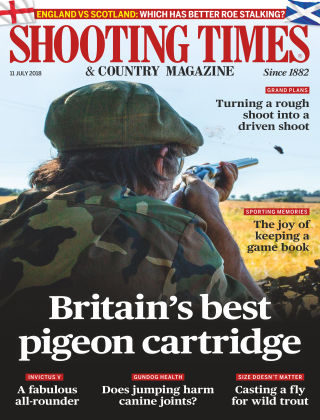 Shooting Times & Country Magazine 11th July 2018
