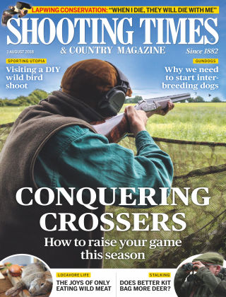 Shooting Times & Country Magazine 1st August 2018