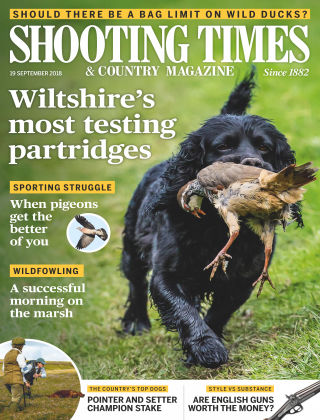 Shooting Times & Country Magazine 19th September 2018