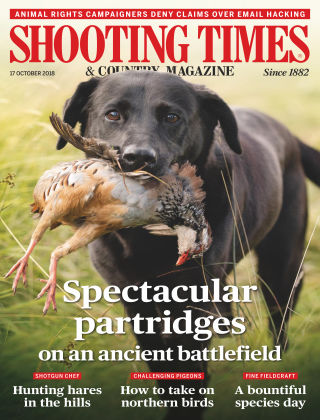 Shooting Times & Country Magazine 17th October 2018