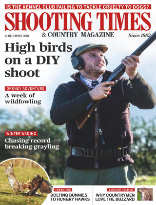Shooting Times & Country Magazine Dec 12 2018