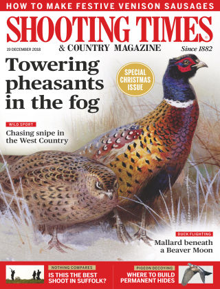 Shooting Times & Country Magazine Dec 19 2018