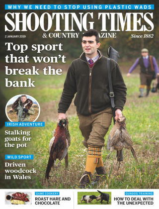 Shooting Times & Country Magazine Jan 2 2019