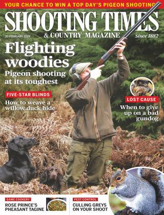 Shooting Times & Country Magazine Feb 20 2019