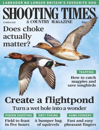 Shooting Times & Country Magazine Mar 27 2019