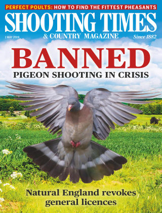 Shooting Times & Country Magazine May 1 2019