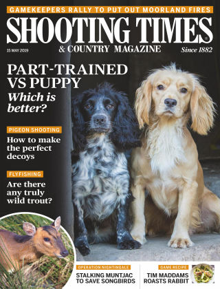 Shooting Times & Country Magazine May 15 2019