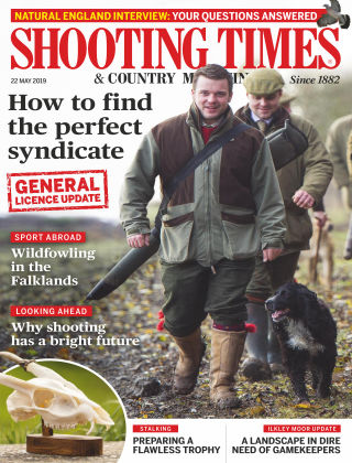 Shooting Times & Country Magazine May 22 2019