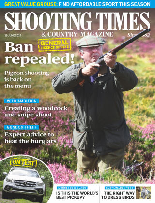 Shooting Times & Country Magazine Jun 19 2019