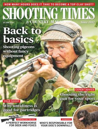 Shooting Times & Country Magazine Jun 26 2019