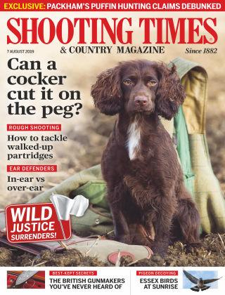 Shooting Times & Country Magazine Aug 7 2019