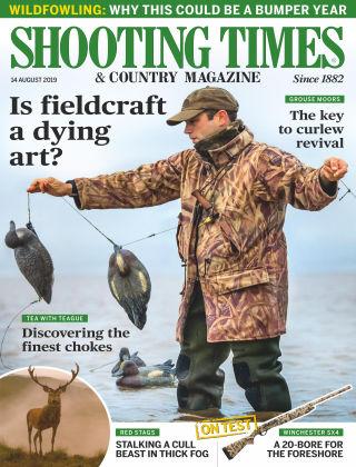 Shooting Times & Country Magazine Aug 14 2019