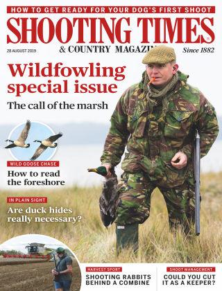 Shooting Times & Country Magazine Aug 28 2019