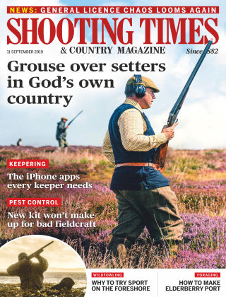 Shooting Times & Country Magazine Sep 11 2019