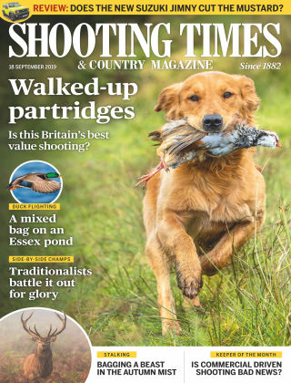 Shooting Times & Country Magazine Sep 18 2019