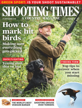 Shooting Times & Country Magazine Sep 25 2019