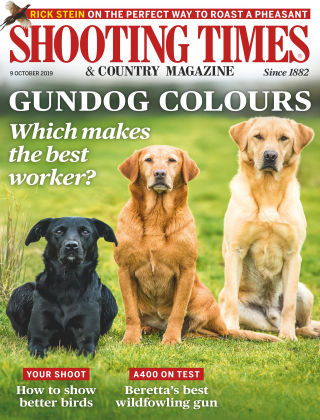 Shooting Times & Country Magazine Oct 9 2019