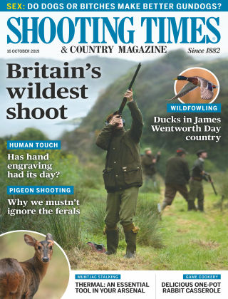 Shooting Times & Country Magazine Oct 16 2019