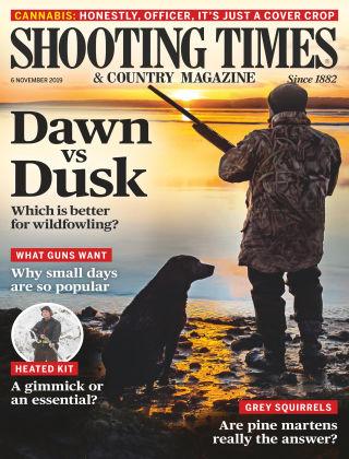 Shooting Times & Country Magazine Nov 6 2019