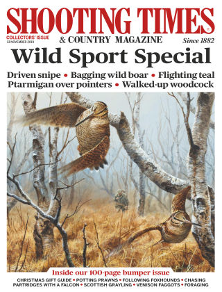 Shooting Times & Country Magazine Nov 13 2019