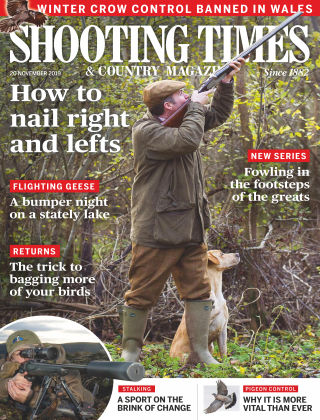 Shooting Times & Country Magazine Nov 20 2019