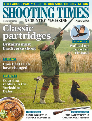Shooting Times & Country Magazine Dec 11 2019