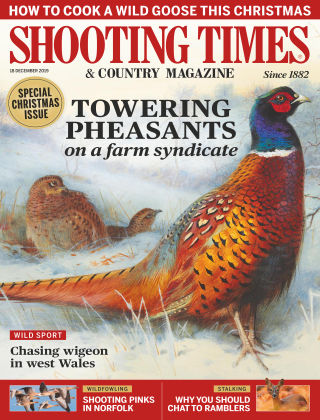 Shooting Times & Country Magazine Dec 18 2019