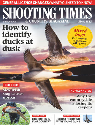 Shooting Times & Country Magazine Jan 15 2020