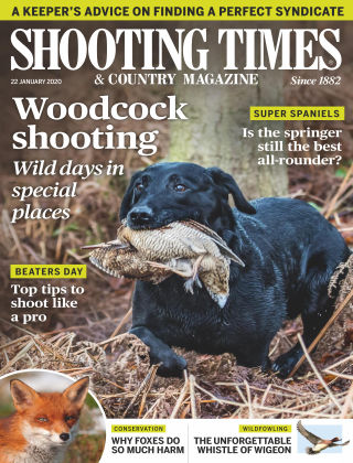 Shooting Times & Country Magazine Jan 22 2020