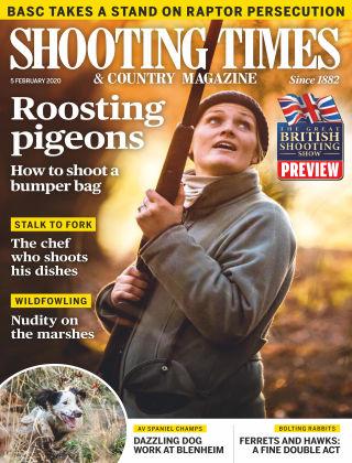 Shooting Times & Country Magazine Feb 5 2020
