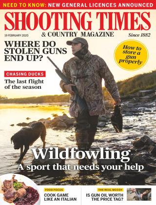 Shooting Times & Country Magazine Feb 19 2020