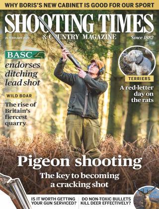 Shooting Times & Country Magazine Feb 26 2020