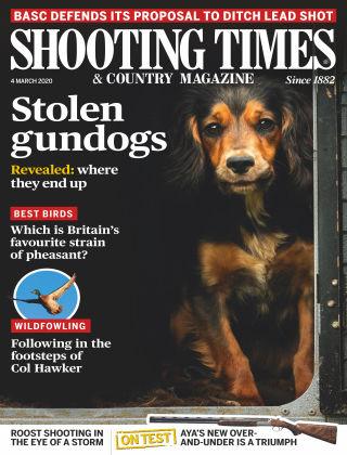 Shooting Times & Country Magazine Mar 4 2020