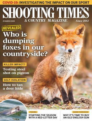 Shooting Times & Country Magazine Mar 25 2020