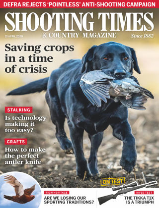 Shooting Times & Country Magazine Apr 15 2020