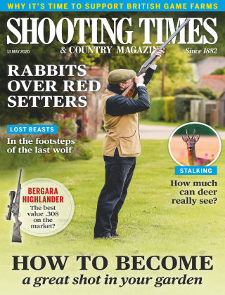 Shooting Times & Country Magazine May 13 2020