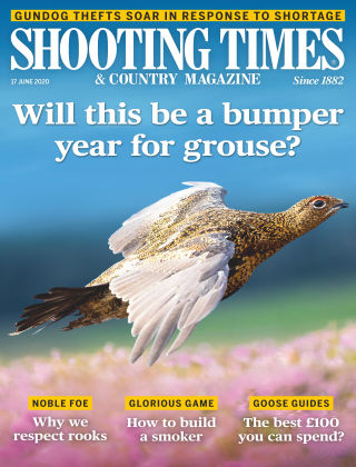 Shooting Times & Country Magazine 17th June 2020